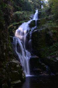 Zdjęcie wodospadu Kamieńczyka