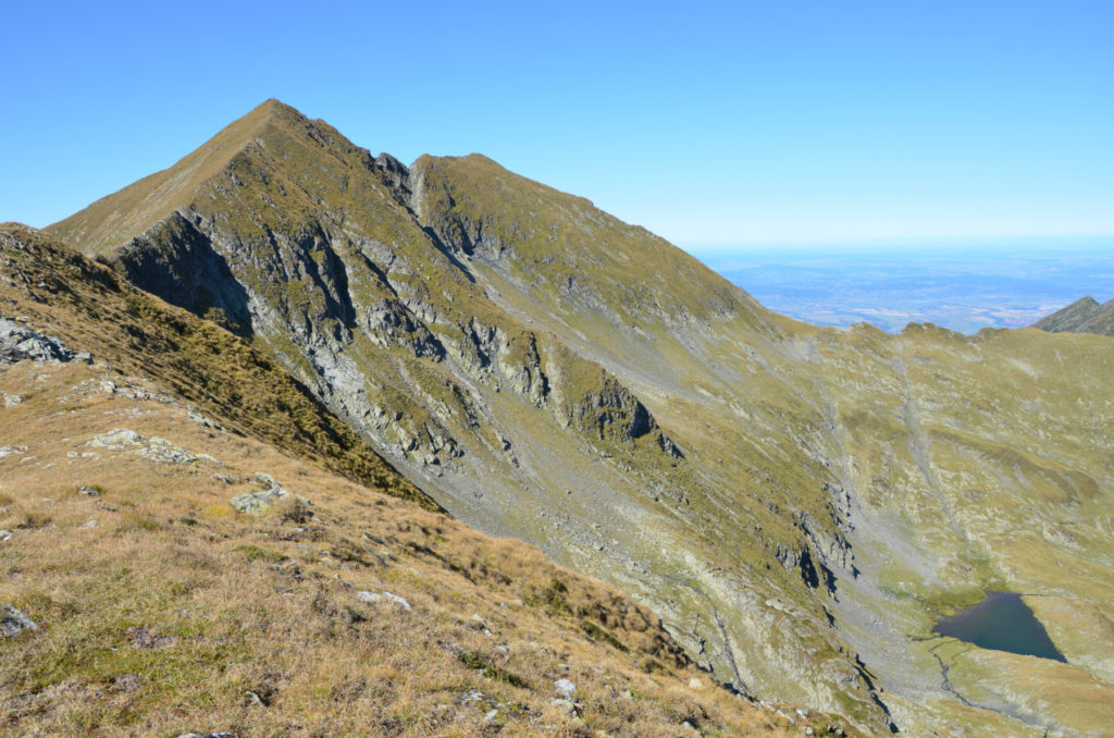 Moldoveanu - Najwyższa góra Rumunii