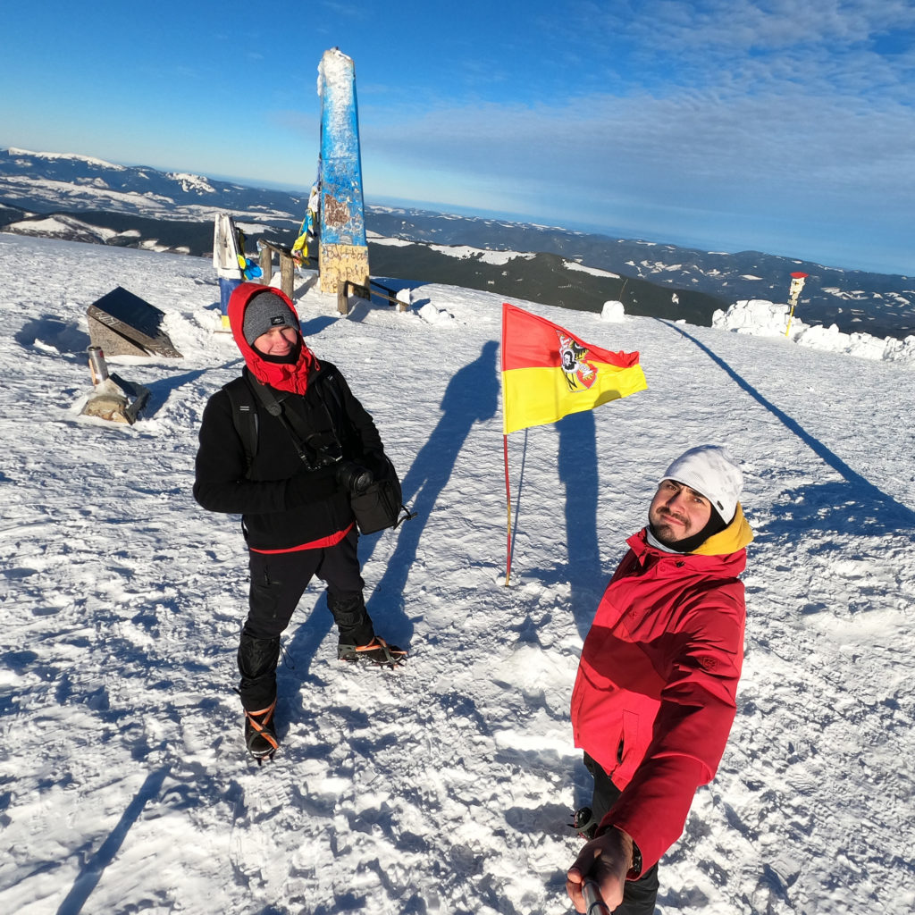 Howerla, The Highest Peak in Ukraine