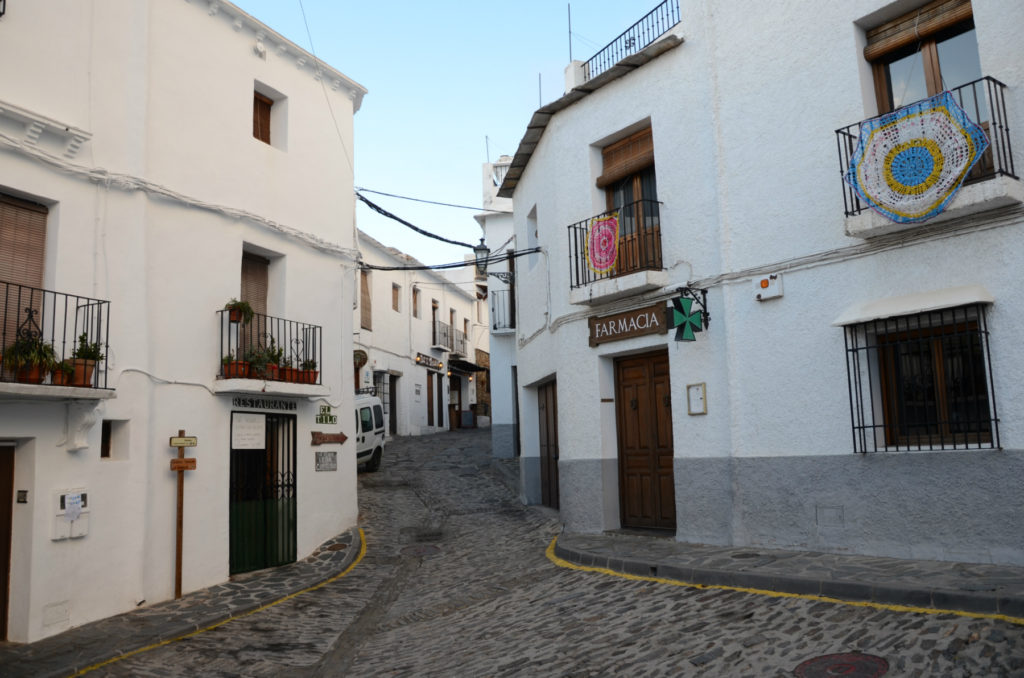 Capileira - Calle Castillo