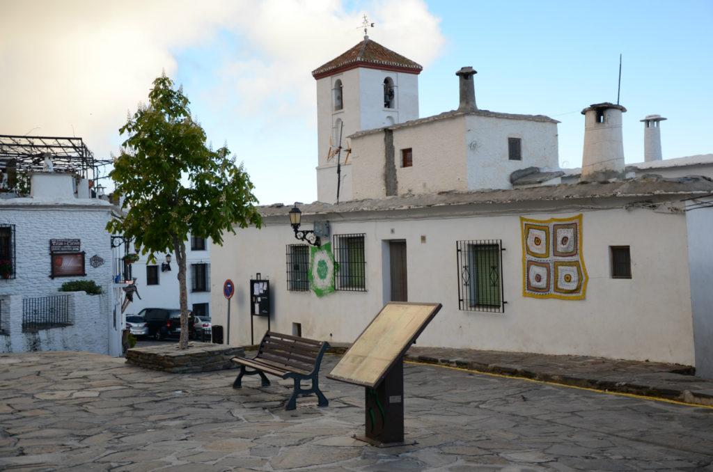 Capileira - Plaza Calvario