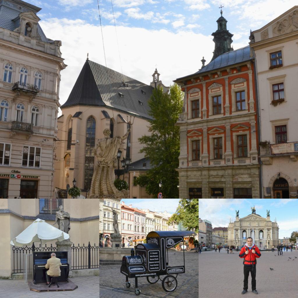 Lwów - Ukraina