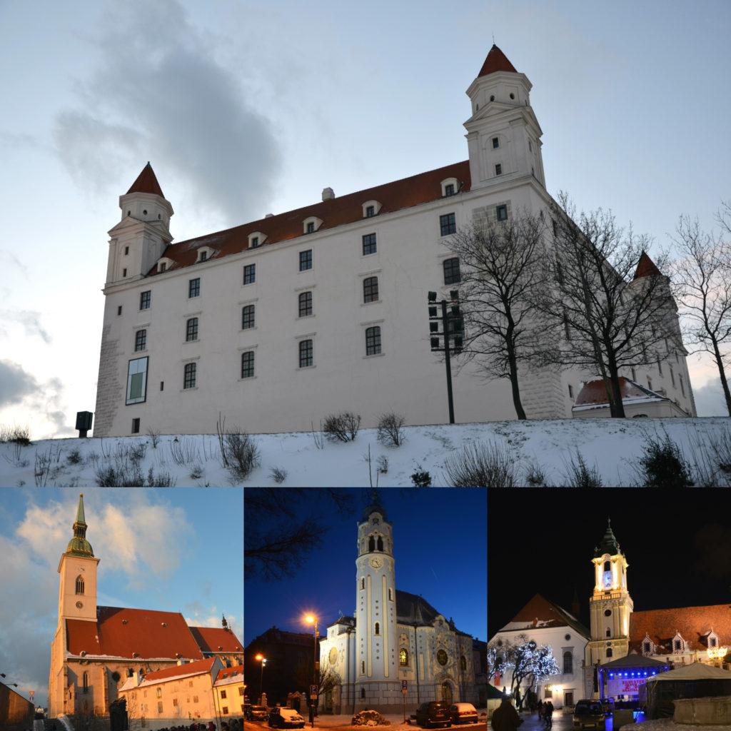 Bratysława, Stolica Słowacji