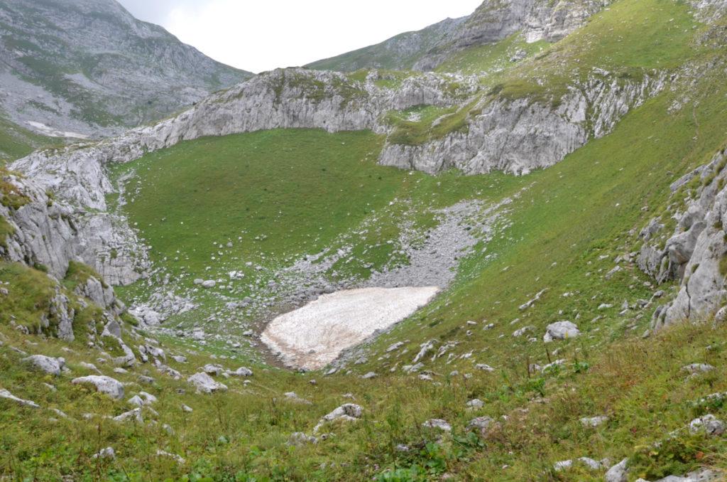 Zla Kolata - Dolina przy Mroznej Jaskini