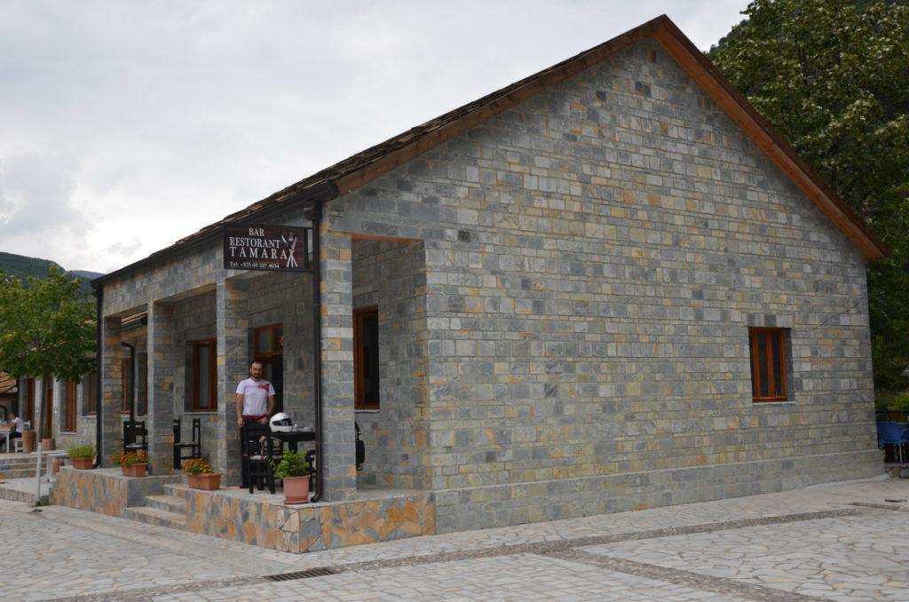 Tamare - Albania - restauracja