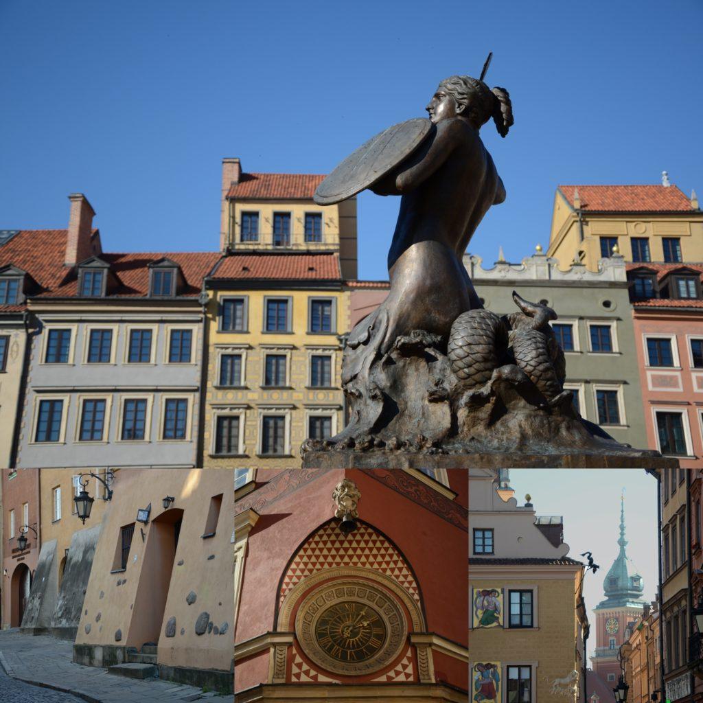 Warszawa - Stare Miasto - Syrenka