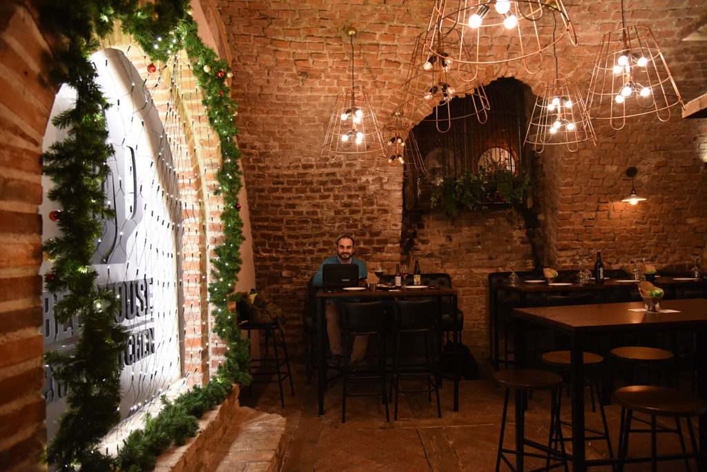 Beer House & Craft Kitchen - wnętrze lokalu