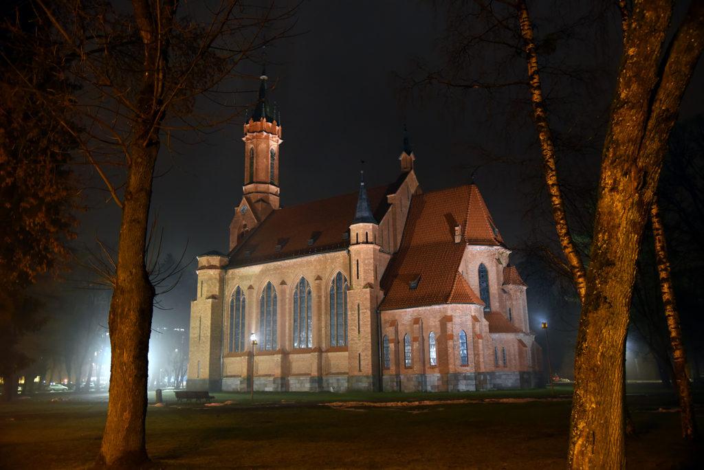 Druskienniki - Kościół Katolicki