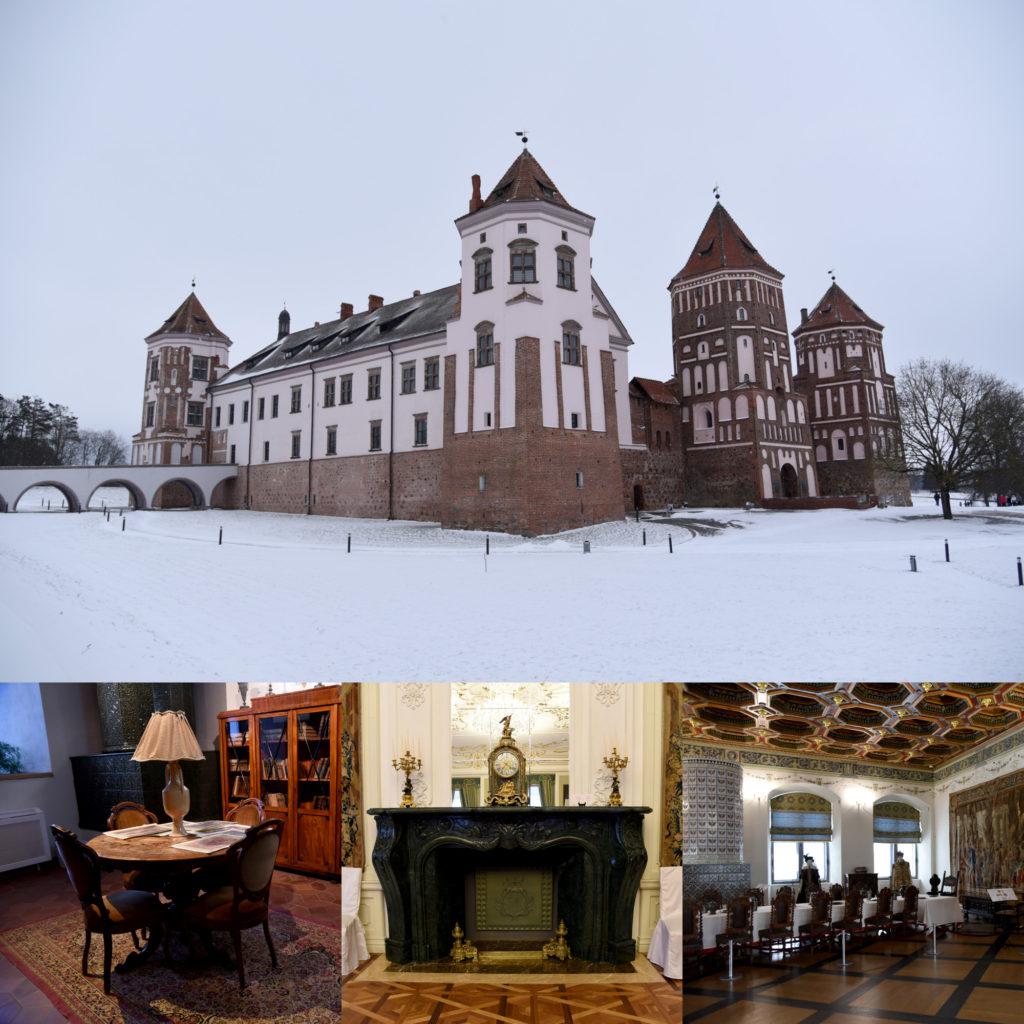 Mir - Białoruś - Unesco