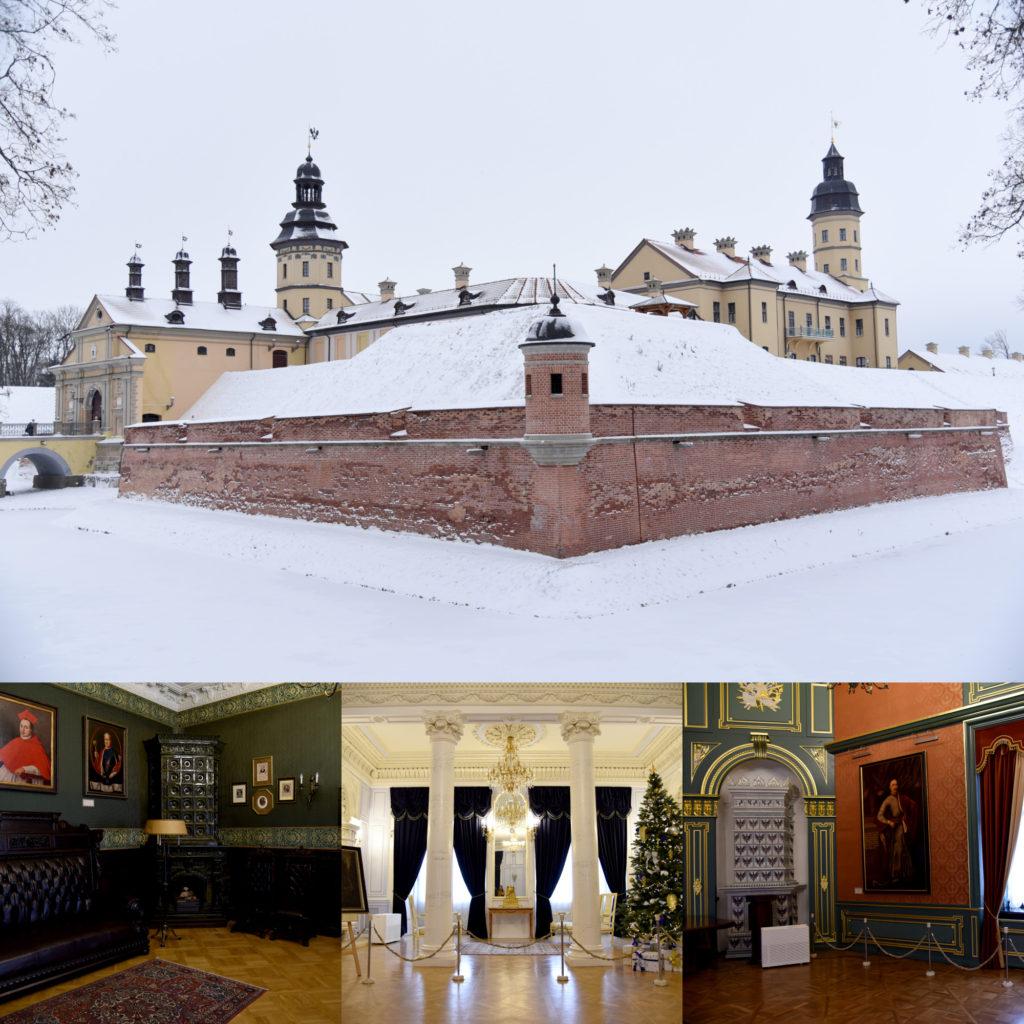 Nieśwież - Białoruś - Unesco