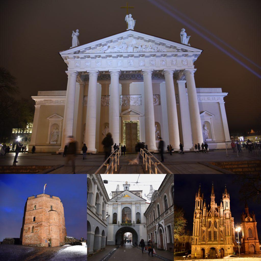 Wilno - Litwa - Katedra