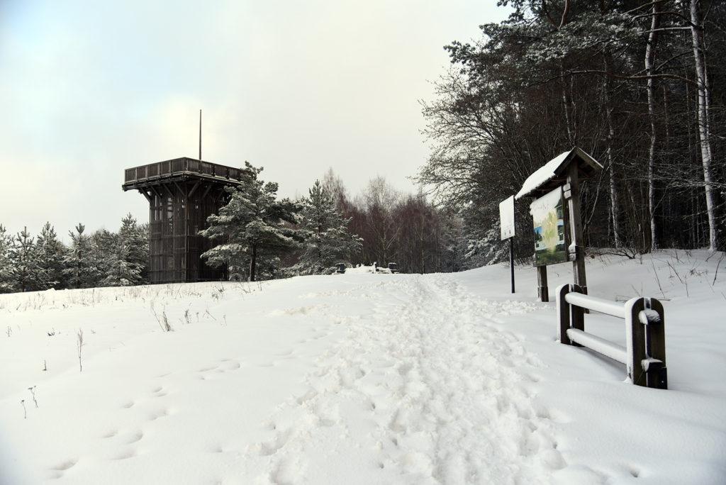 Aukštojas - szczyt