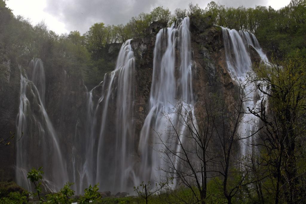 Piltwickie Jeziora - Wielki WodospadPiltwickie Jeziora - Wielki Wodospad