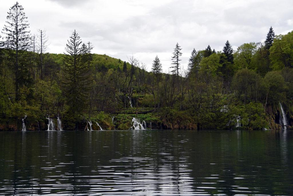 Piltwickie Jeziora - zachodnie wybrzeże jeziora Kozjak