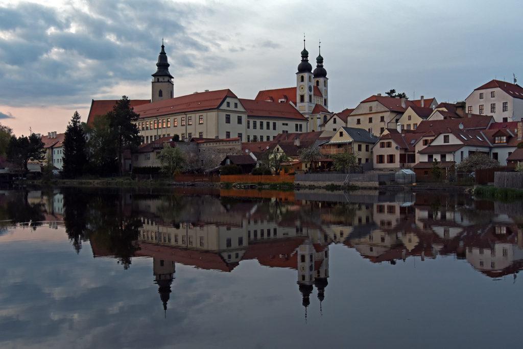 Telcz - Zamek i Stare Miasto
