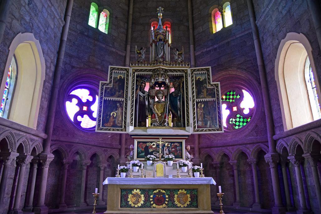 Třebíč - Bazylika św. Prokopa - Ołtarz Główny