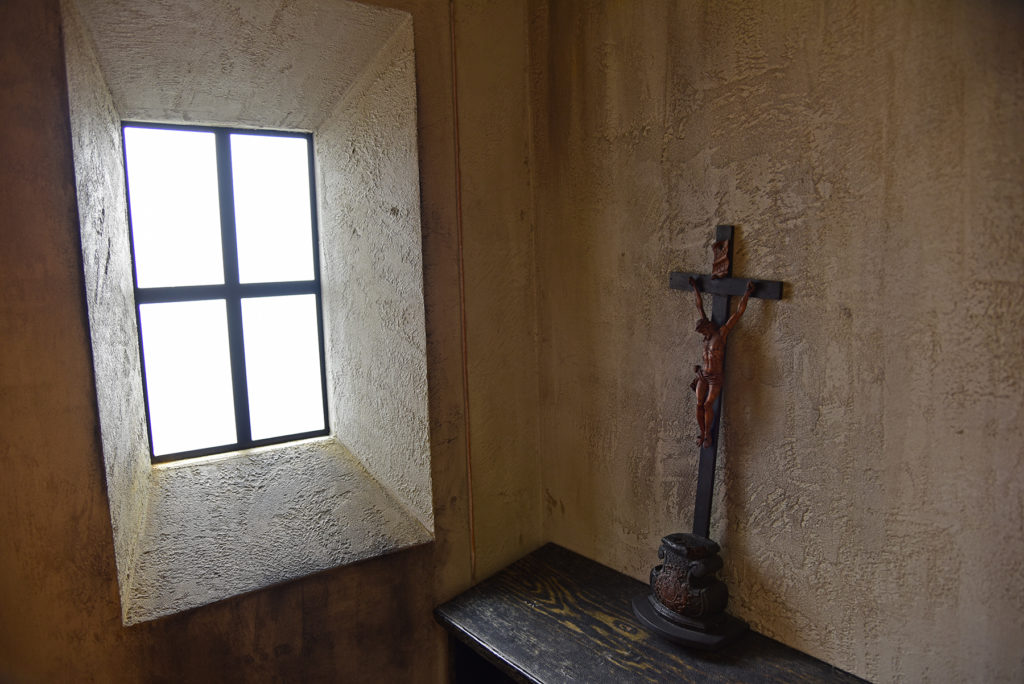 Třebíč - jedna z sal w muzeum Zamku