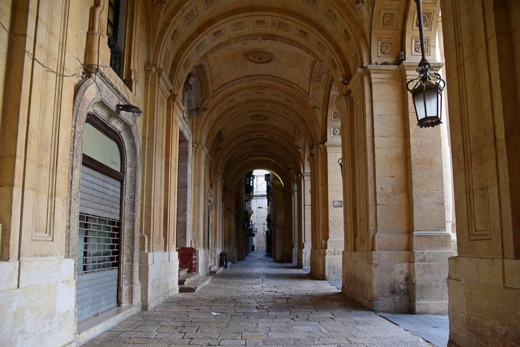 Biblioteka Narodowa Malty - Arkady