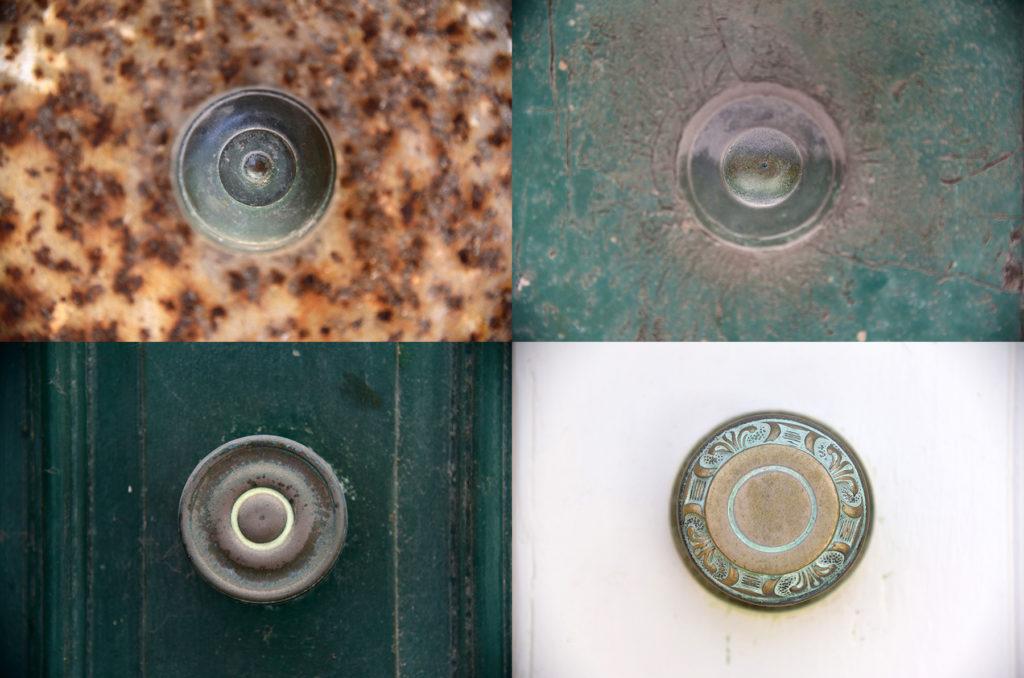 Klamki u drzwi - gałki