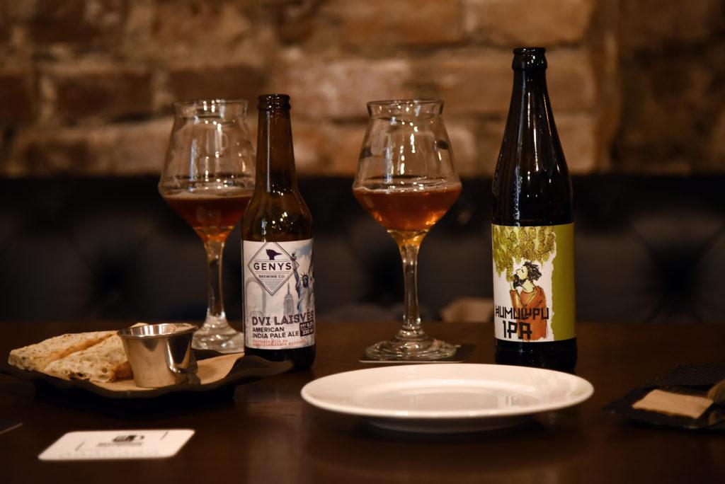 Wilno - nasz piwny wybór na Sylwestrowy wieczór w BeerHouse & Craft Kitchen