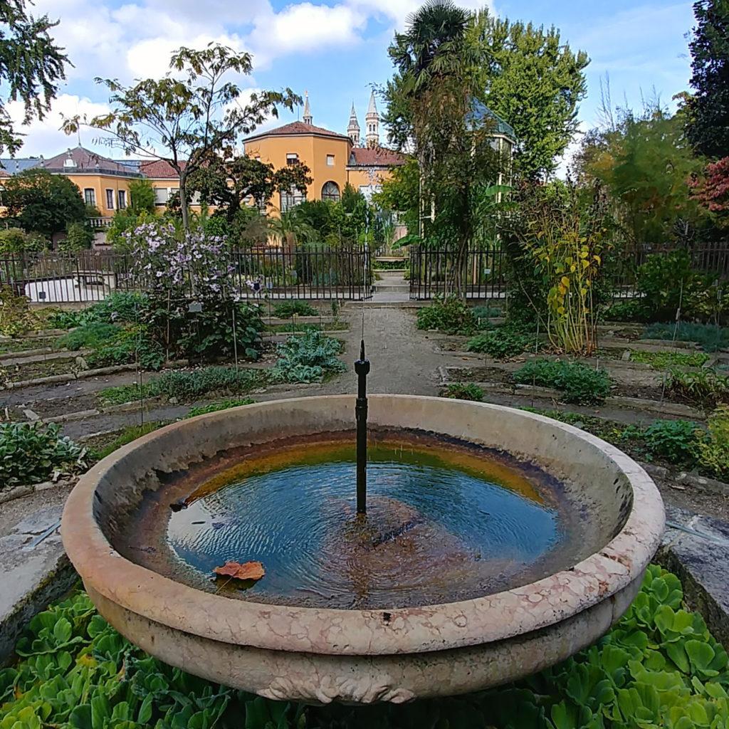 Padwa - ogród botaniczny
