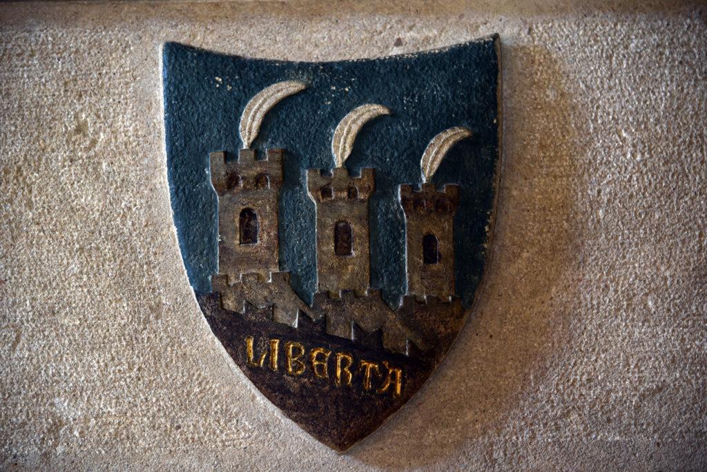 San Marino - herb miasta