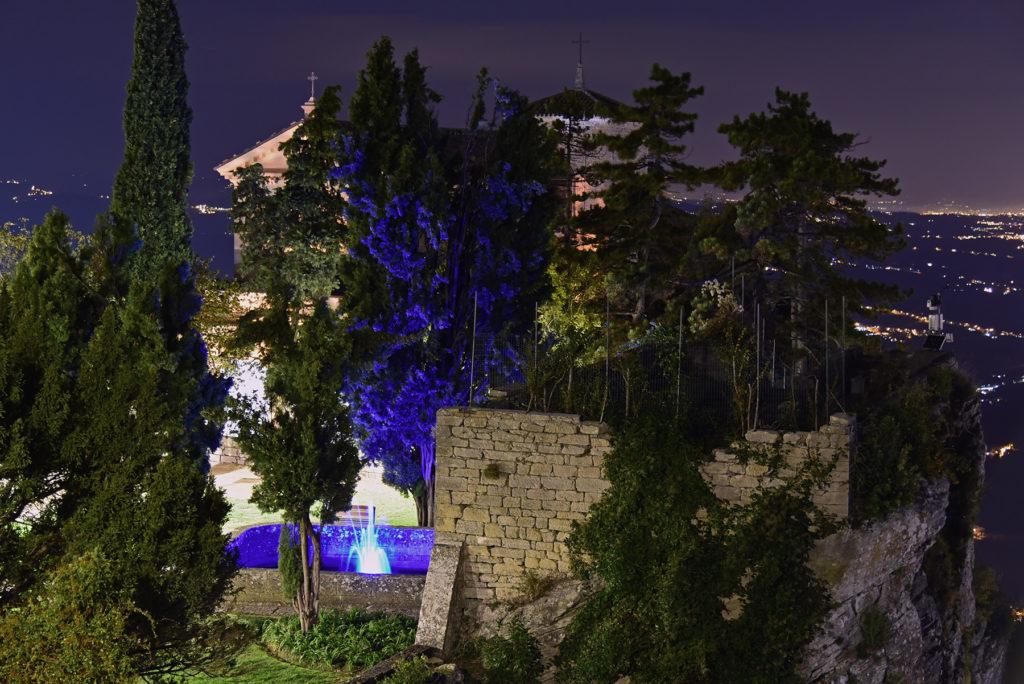 Ogrody przy bazylice św. Maryna