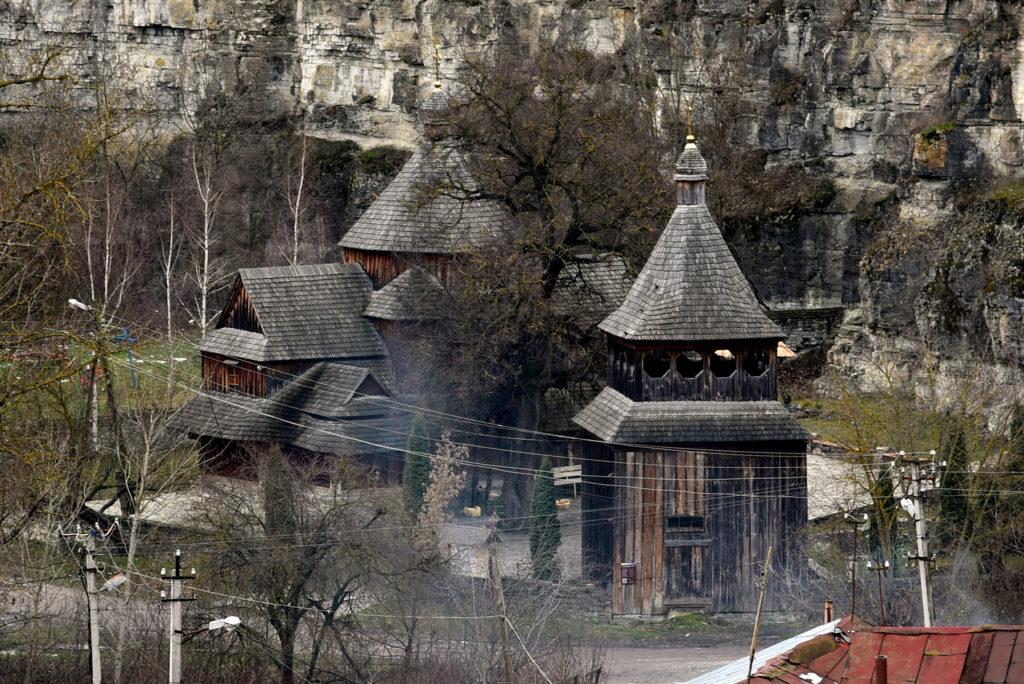 Cerkiew drewniana pw. Podwyższenia Krzyża Świętego