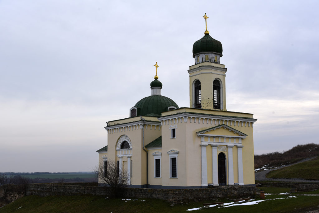 Chocim - cerkiew św Aleksandra Newskiego