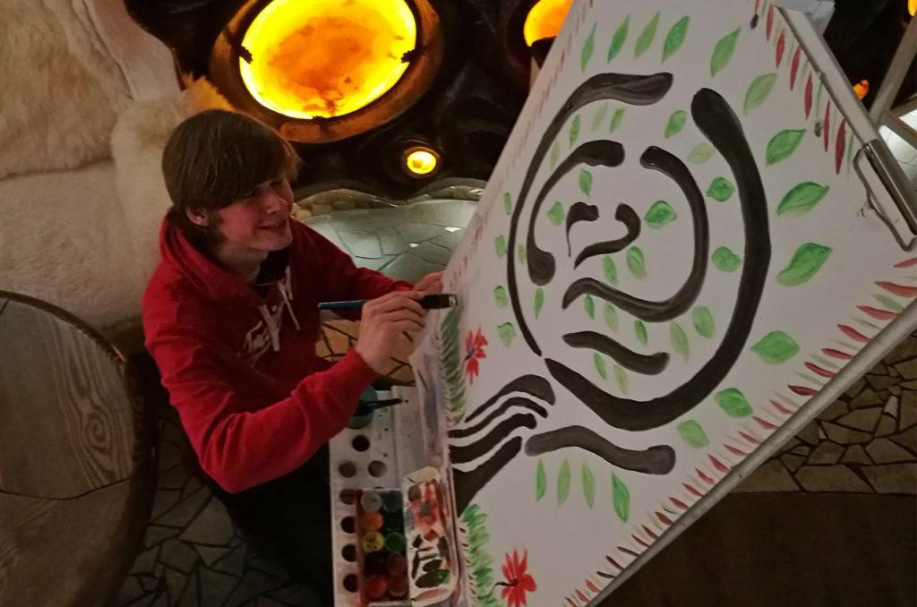 Malowanie wizji po absyncie
