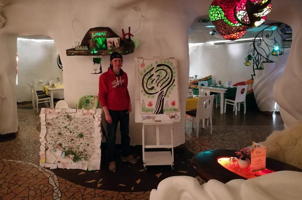 Restauracja Absynt - przy naszym malarskim dziele
