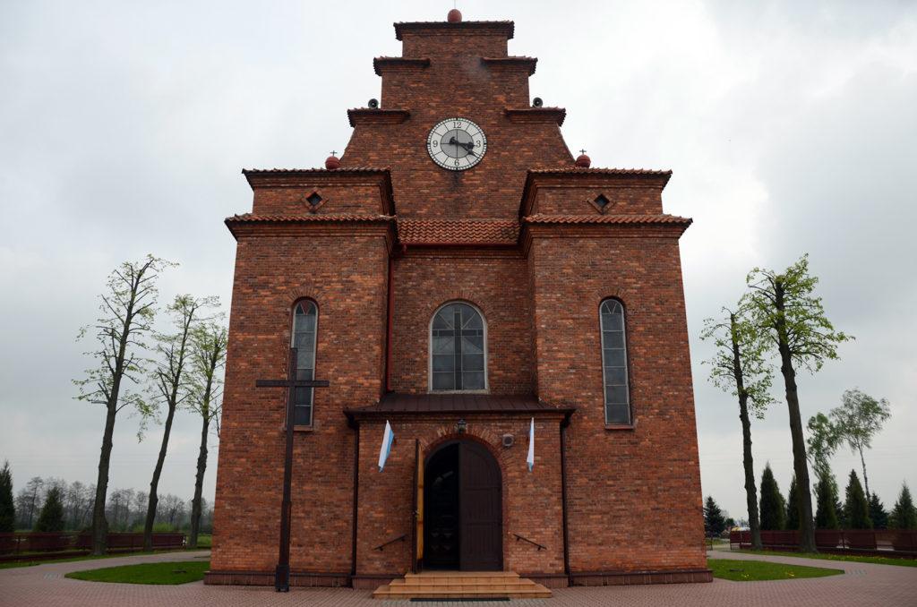 Zalipie - kościół świętego Józefa Oblubieńca