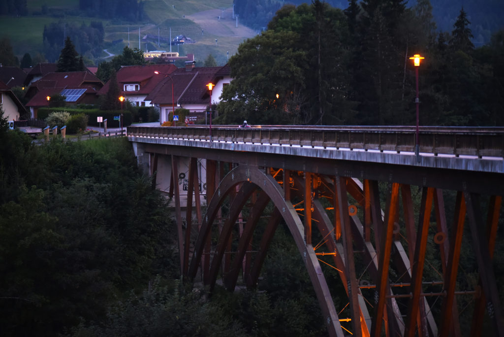 Most w Kreischberg